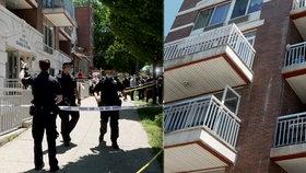 Policie vyšetřuje záhadnou smrt třicetileté maminky a jejích dvou synů (†2 a †10) v Queens.