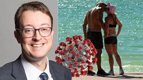 """Vydala Británie """"zákaz sexu""""? Kvůli nařízení proti koronaviru se dostal poslanec do úzkých."""