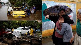 Tropická bouře Amanda si ve Střední Americe vyžádala nejméně 14 životů.