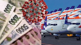 Smartwings žádají vládu o úvěr, měsíčně ztratí 100 milionů korun