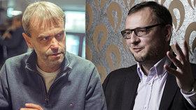 Expremiér Petr Nečas se rozhovořil o bývalém šéfovi protimafiánského útvaru Robertu Šlachtovi.