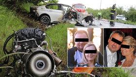 Prokleté Černožice? Za poslední rok tam přišlo o život 7 lidí!