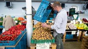 Ceny brambor jsou nyní dost rozdílné (6. 6. 2020).