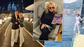 Předražené večeře, luxusní večírky a klub prominentů prince Alberta: Princezna Camilla popsala pompézní život v Monaku!