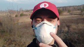 Honza (19) v době pandemie