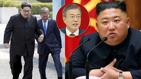 KLDR hodlá ukončit veškerý kontakt s Jižní Koreou, dnes ráno přerušila komunikační linky.