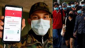 V Singapuru pracují na vývoji nového sledovacího zařízení pro kontrolu šíření koronaviru (9. 6. 2020)