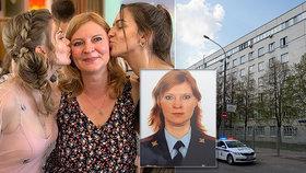 Ruská policistka vyskočila z okna, když ji léčili s koronavirem. Rodina tomu nemůže uvěřit.