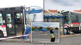 Řidič (59) autobusu smrti  popsal vteřiny před tragédií ve Slaném: Selhaly brzdy a autobus začal sám zrychlovat!