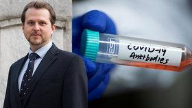 Český pediatr se zúčastnil testování vakcíny proti koronaviru