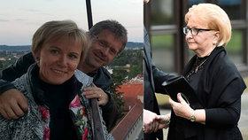 Předseda Senátu Miloš Vystrčil chce, aby kromě vdovy po Jaroslavu Kuberovi jela na Tchaj-wan i jeho žena.