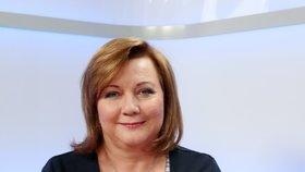 Ministrině financí Alena Schillerová v epicentru Blesku.
