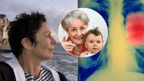 Kristýna Frejová, se připojila ke kampani za větší informovanost pacientů s rakovinou.
