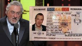 Rumunský podvodník se snažil vydávat za amerického herce