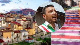 Malebné italské město uniklo koronaviru a teď hledá nové občany. Domy prodává do 30 korun za kus