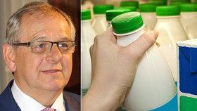 Jak to bude s cenou mléka?