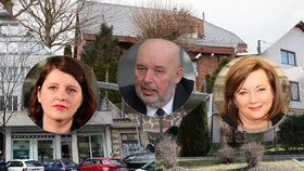 Jak bydlí ministři: Ministr zemědělství Miroslav Toman (ČSSD) je magnát, jak jsou na tom ostatní?
