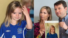 Zdrcující zpráva pro rodiče zmizelé Maddie: Máme důkazy, že je mrtvá! napsala jim policie.