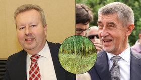 Brabec chce omezit administrativu spojenou s projekty úprav vodních toků.