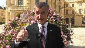 Andrej Babiš (ANO) při lákání Slováků do Čech, aby i nás utráceli svá eura: Pivo je tuna levnější, doražte na víno na Moravu
