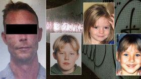 Christian B. může mít na svědomí víc vražd dětí.