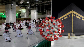 Pouť do Mekky bude letos povolena jen občanům Saúdské Arábie, chtějí předejít šíření koronaviru