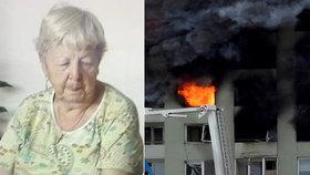 Emílie zemřela při výbuchu v Prešově. Soud ji prohlásil za mrtvou.