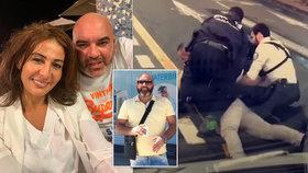 Rodina Cédrica Chouviata zemřelého po zásahu policie žádá od Macrona objasnění
