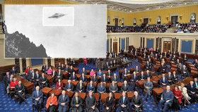Americký Senát chce mít pod kontrolou armádní výzkum UFO.