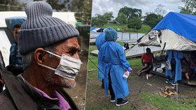 Menšiny jsou častěji postiženy omezeními kvůli koronaviru