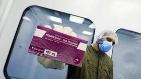 Lékový úřad EU schválil remdesivir jako léčbu covidu-19