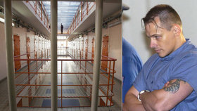 """""""Zabíjel Biftek!"""" tvrdí doživotně odsouzený Robert Tempel: Dostane odškodnění a šanci na nový soud"""