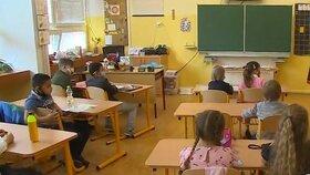 Předávání vysvědčení v Česku (26. 6. 2020)