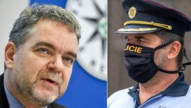 Náměstek policejního prezidenta opouští funkci, přejde k plzeňské policii.