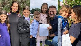 Jak dopadlo vysvědčení v rodinách celebrit?