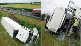 Dopravní nehoda na D11