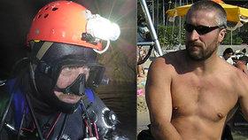 Potápěč Daniel Hutňan (†60) zemřel pod vodou v Chorvatsku.