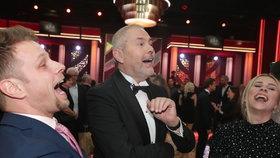 Marek Eben a Jan Onder ve StarDance