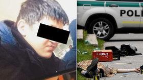 Za vraha Ivana, který zabíjel ve škole ve Vrútkách, někdo slibuje pomstu.
