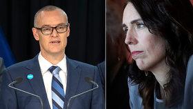 Premiérka Ardernová přišla o ministra zdravotnictví Davida Clarka, který porušoval karanténu.