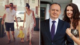 Dcera slovenského exprezidenta Andreje Kisky zrušila svatbu.