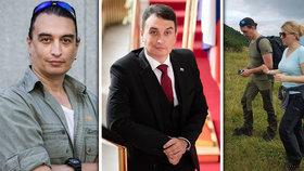 Juraj Rizman, přítel Zuzany Čaputové, se již necítí být aktivistou. Změnil výrazně i image.