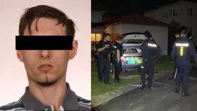 Vražda v Kutné Hoře: Muž (28) ubodal matku, přítelkyni zranil!