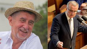 Miroslav Kalousek se opět pustil do Andreje Babiše. Padla opět slova jako tunelář a zloděj. Tentokrát kvůli odpovědnosti za rozhodnutí  vedoucí ke koronavirovým opatřením.