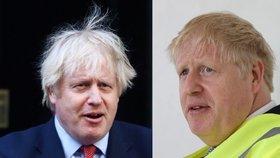 Britský premiér Boris Johnson se po několika měsících nechal ostříhat (6. 7. 2020)