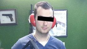 Pavol K. byl u policie teprve rok.