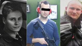 Pavol, Braniš nebo Jedlička: Jednoho zabila zfetovaná řidička, další dva zastřelili vrazi. Policistů ve službě umíralo daleko víc.