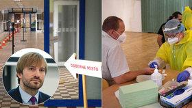 Starostové Karvinska viní ze současné situace Vojtěcha a opřeli se i do hygieny