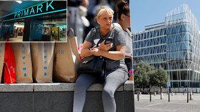 Pražská pobočka Primarku už začala shánět zaměstnance, otevření se blíží.