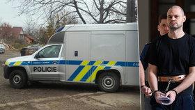 Ukrajinec Maksym Andrijev byl uznán z dvojnásobné vraždy na Pardubicku.